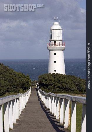 Lighthouse, Railing