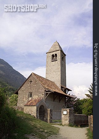 Historical Building, Church