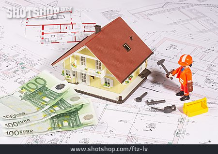 Financing, Construction Worker, Savings, Real Estate