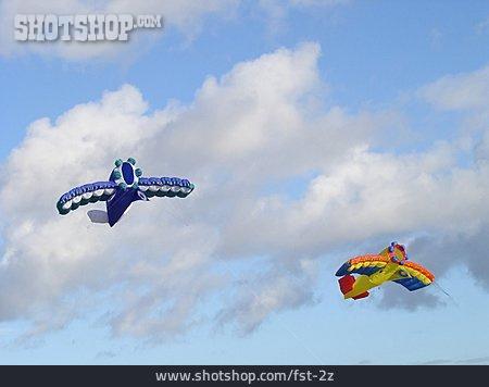 Airplane, Kite