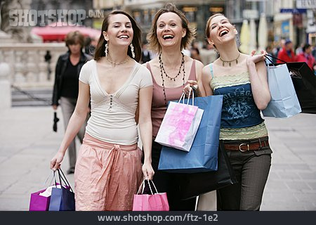 Mother, Purchase & Shopping, Daughter, Shopping