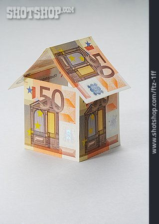 Banknotes, Building Construction, Buying House