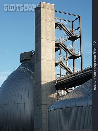 Steeple, Sewage Treatment Plant