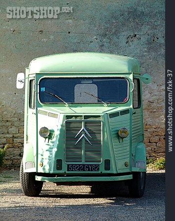 Historical Vehicle, Vans