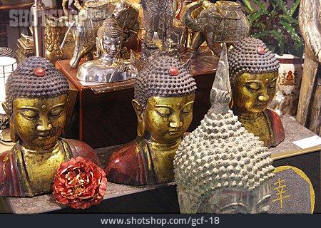 Buddha, Altar