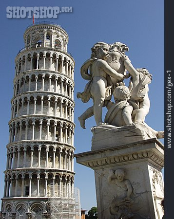 Pisa, Leaning Tower