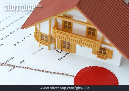 Real Estate, Model House, Real Estate