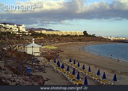 Lanzarote, Playa Dorada