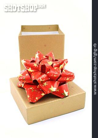 Gift, Gift Box, Bow