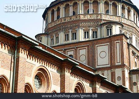 Milan, Santa Maria Delle Grazie