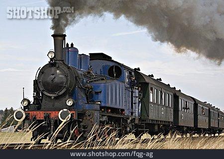 Train, Locomotive, Tegernsee-bahn
