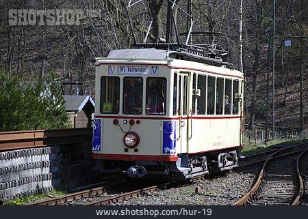 Public Transportation, Mountain Railway, Solingen