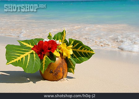 Beach, Summer, Caribbean