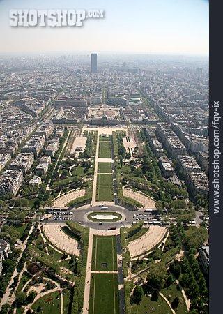 City View, Paris, Champ-de-mars