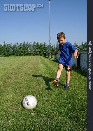 Boy, Soccer