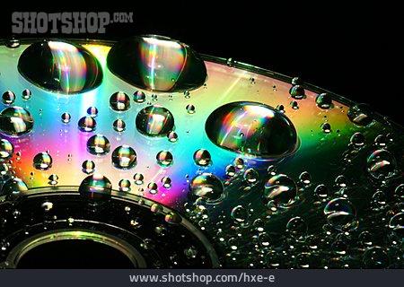 Waterdrop, Cd, Dvd