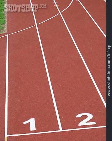 Competition & Rivalry, Running Track