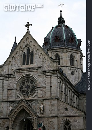 Church, Weimar, Church Of The Sacred Heart
