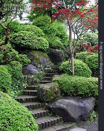 Park, Park, Staircase