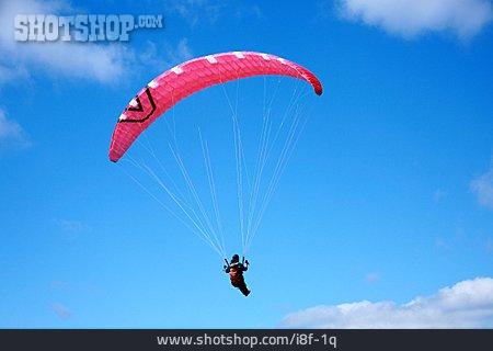 Parachute, Paraglider, Paragliding