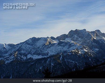Mountain, Mountain Range, European Alps