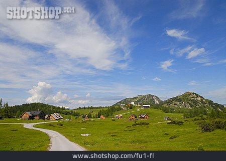 Austria, Alp, Styria, Tauplitzalm