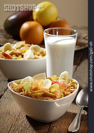 Healthy Diet, Breakfast, Cereal