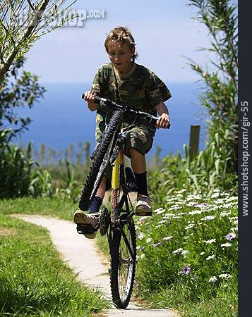 Bicycle, Gimmick