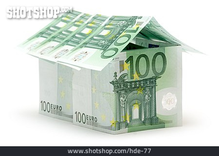 Money, Investment, Real Estate Market, Building Loan Contract, Mortgages