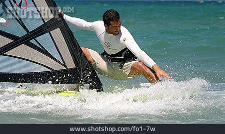 Windsurfing, Windsurfer