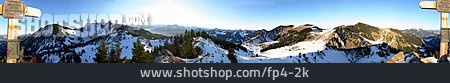 Mountain Range, Cross, 400°, Raukopf