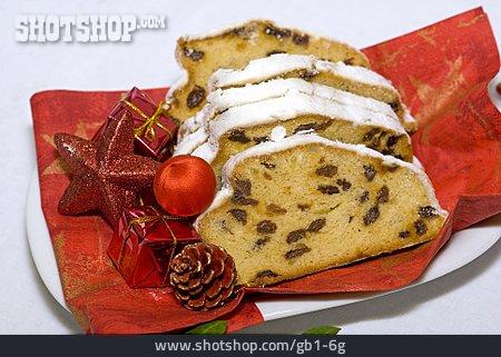 Christmas, Christmas Cookies, Christstollen