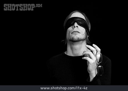 Blind, Disoriented, Blindfolded