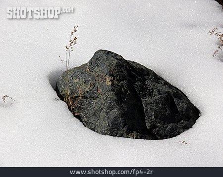 Stone, Snow