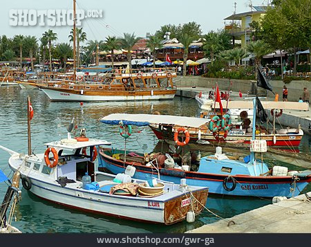 Harbour, Pier, Fishing Port