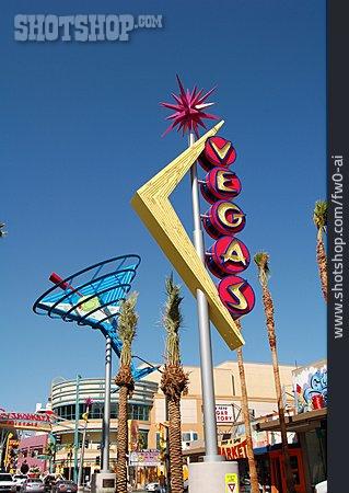 Electronic Billboard, Las Vegas