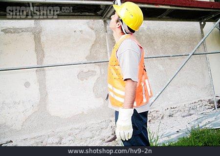 Construction Worker, Construction Site