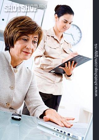 Teamwork, Secretary, Business Woman