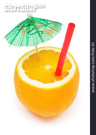 Summer, Juice, Orange Juice