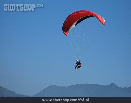 Paragliding, Flying, Paragliding, Paraglider