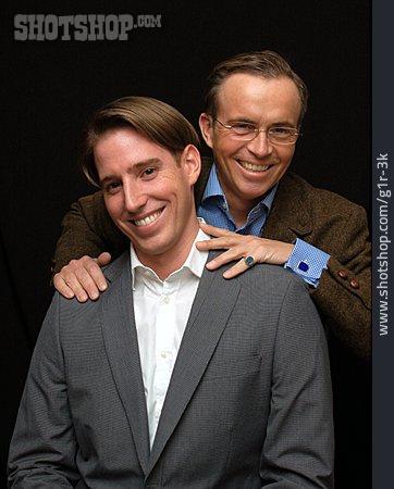 Man, Friendship, 2 Persons