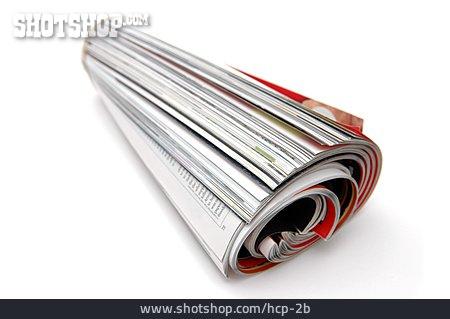 Newspaper, Magazine
