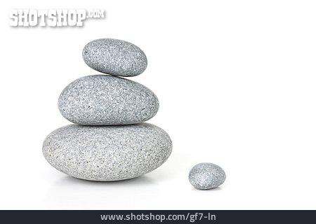 Balance, Stone Pile