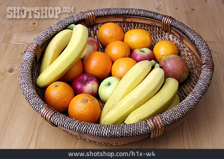 Vitamins, Fruit Basket
