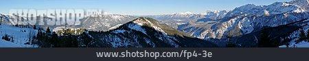 Mountain Range, Garmisch Partenkirchen