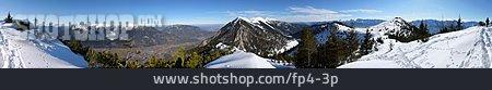 Mountain Range, Garmisch Partenkirchen, Wank
