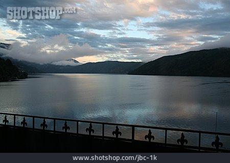 Lake, Millstätter Lake