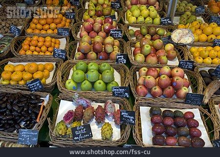 Fruit, Market, Fruit Stand