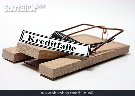 Mousetrap, Credit Trap