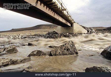 Bridge, Flow